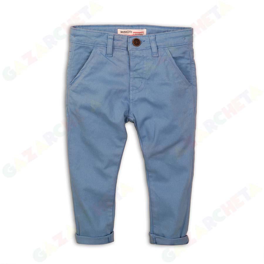 Детски чино панталон Minoti