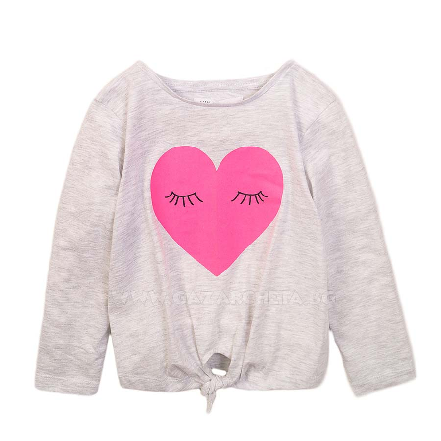 Детска блуза Minoti Спящо сърце