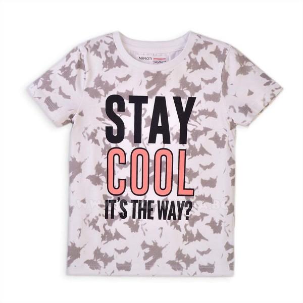 Детска тениска Stay Cool Minoti