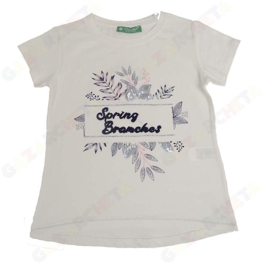Детска тениска Spring