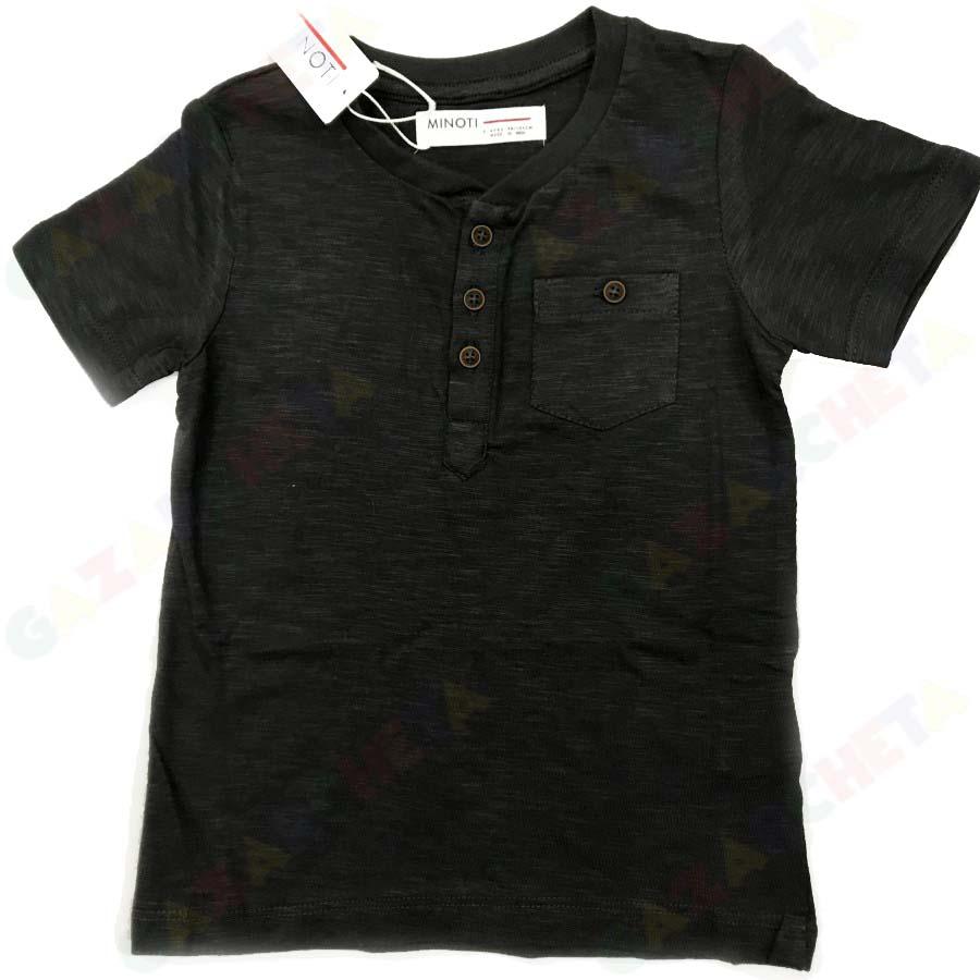 Детска тениска с копчета Minoti