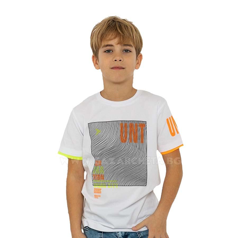 Детска тениска UNT Mackays