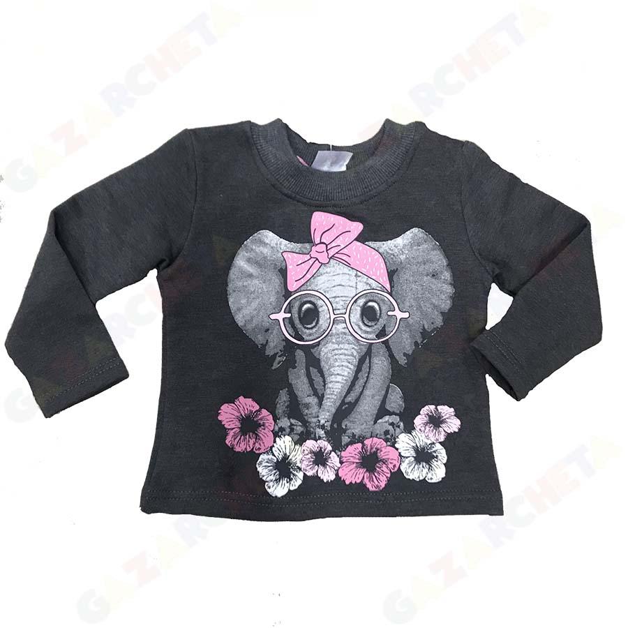 Детска блуза Слонче
