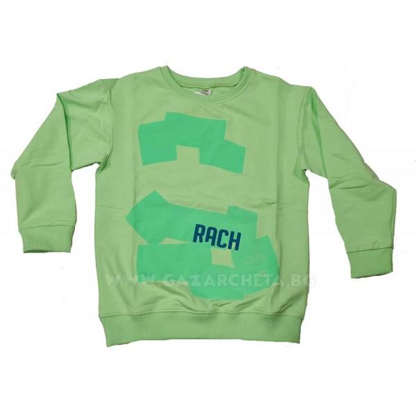 Детска блуза Rach Start Doing