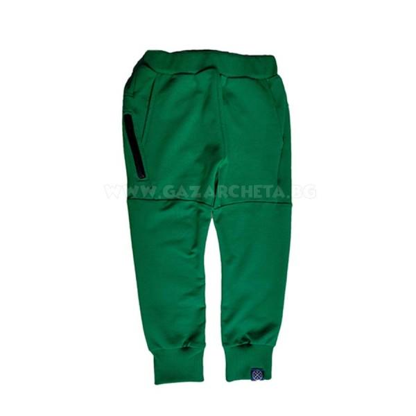 Детско долнище Rach-зелено