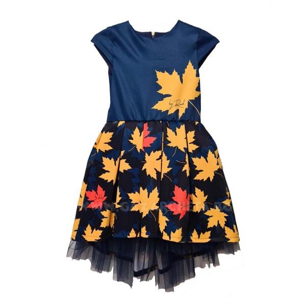 Детска рокля Листопад Rach