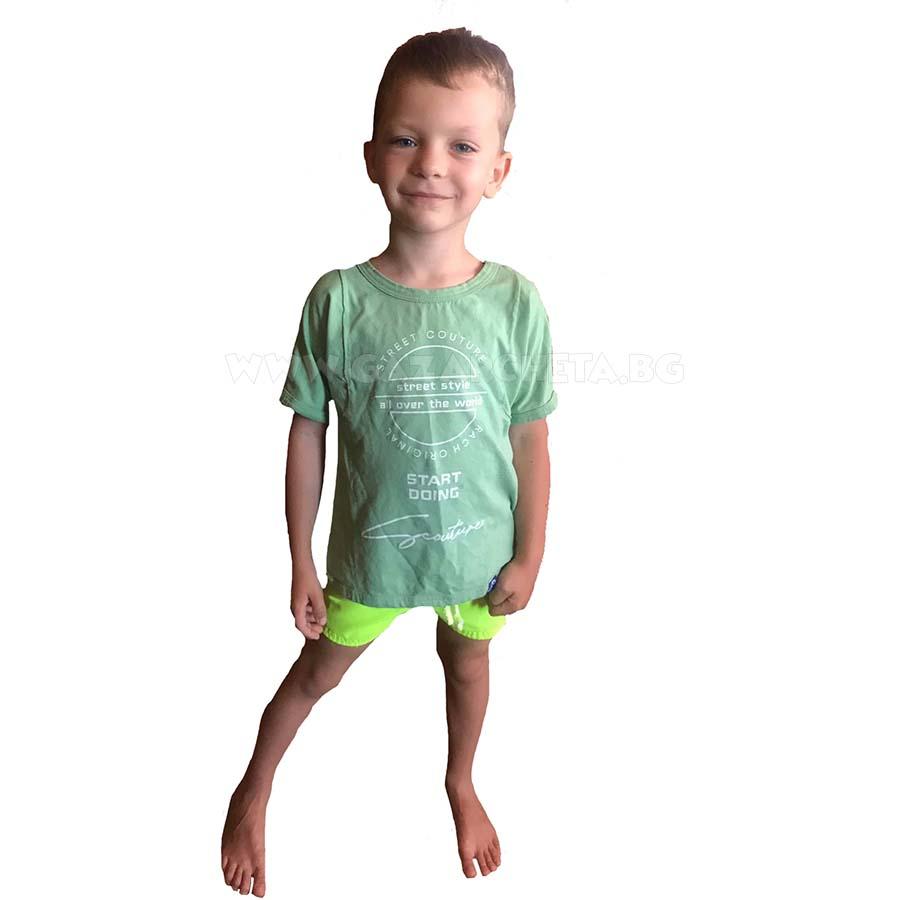Детска тениска Rach