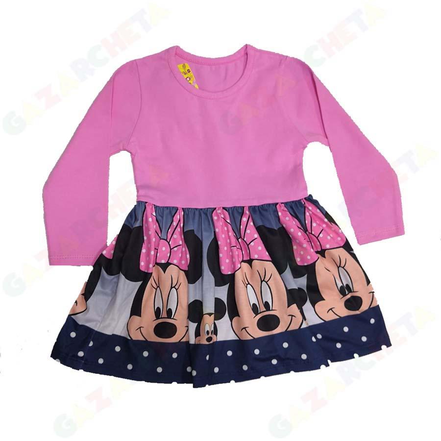 Детска рокля Мини Маус