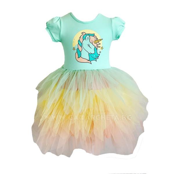 Детска рокля Unicorn