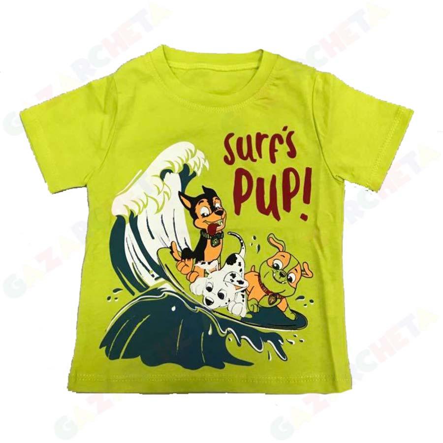 Детска тениска Surf