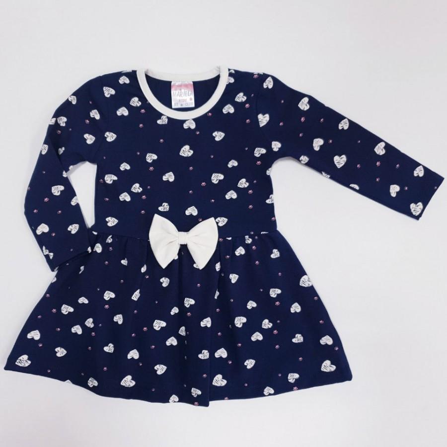 091b69b5dd0 Детска рокля сърца