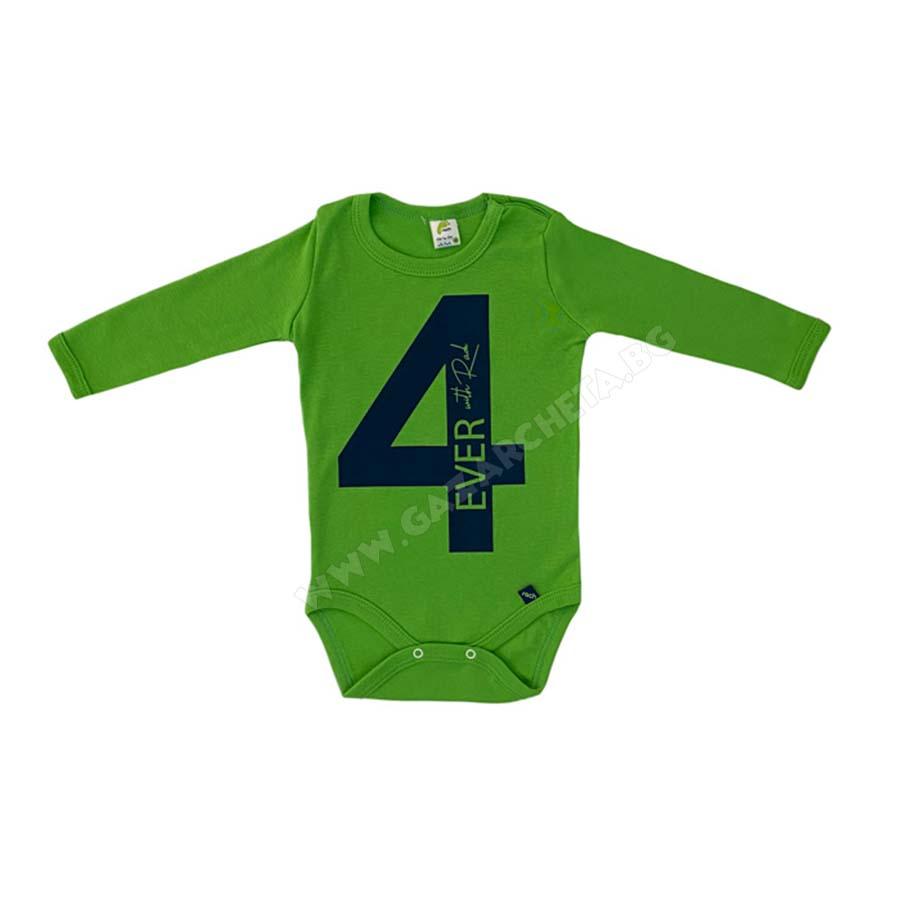 Детска боди-блуза Rach 4Ever