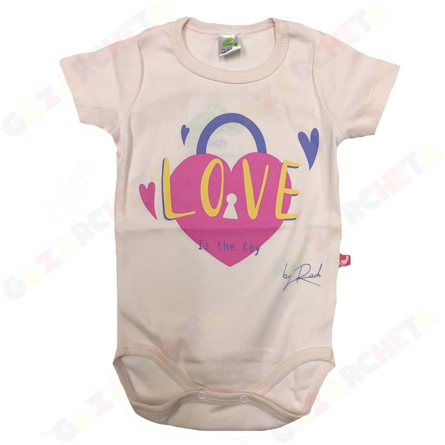 Детска боди-блуза Rach Love
