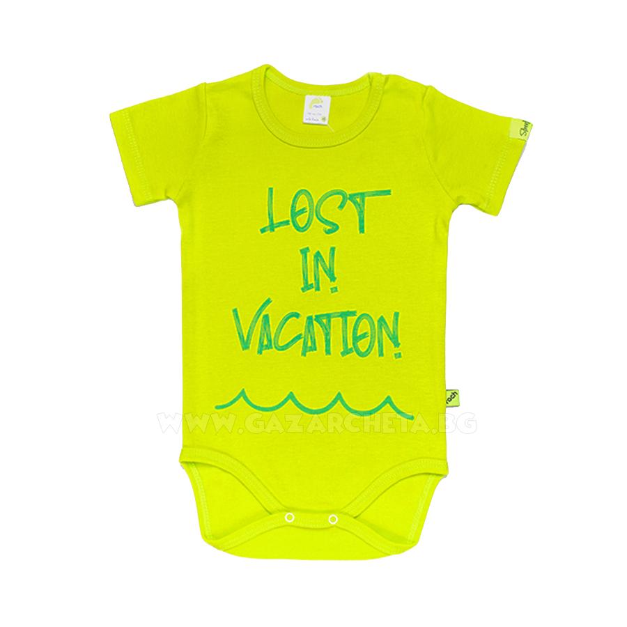 Детско боди Vacation Rach