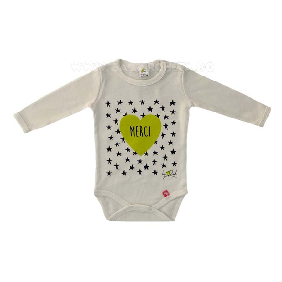 Детска боди-блуза Rach Merci