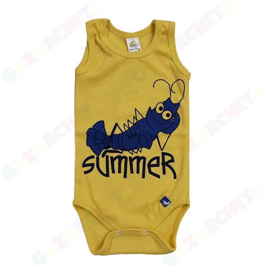 Детско боди потник Rach Summer