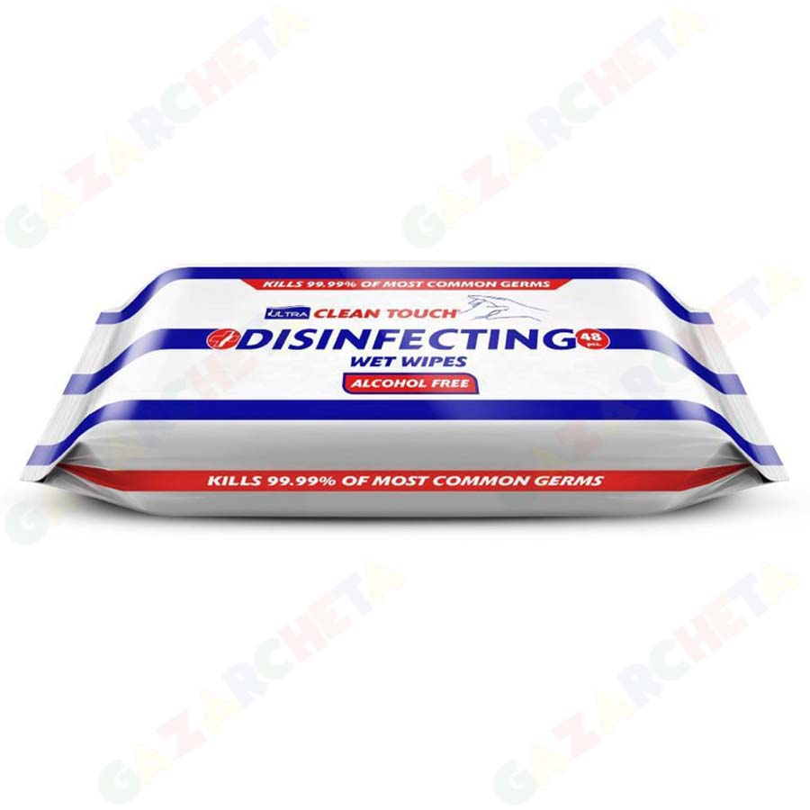 Дезинфекциращи мокри кърпички