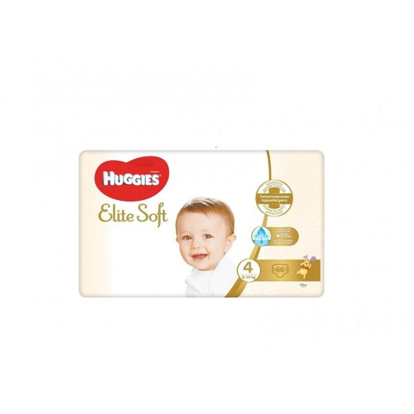 Huggies Elit Soft 4 бебешки пелени