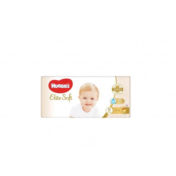Huggies Elit Soft 5 бебешки пелени