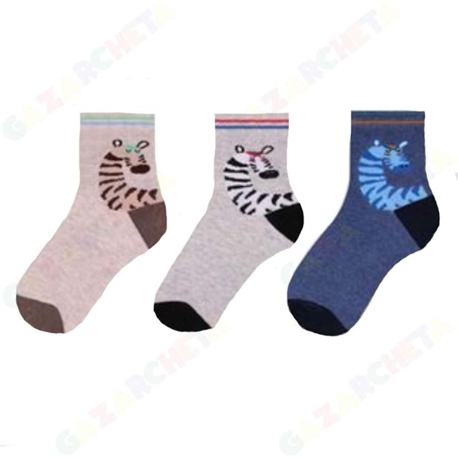 Детски чорапи Зебра