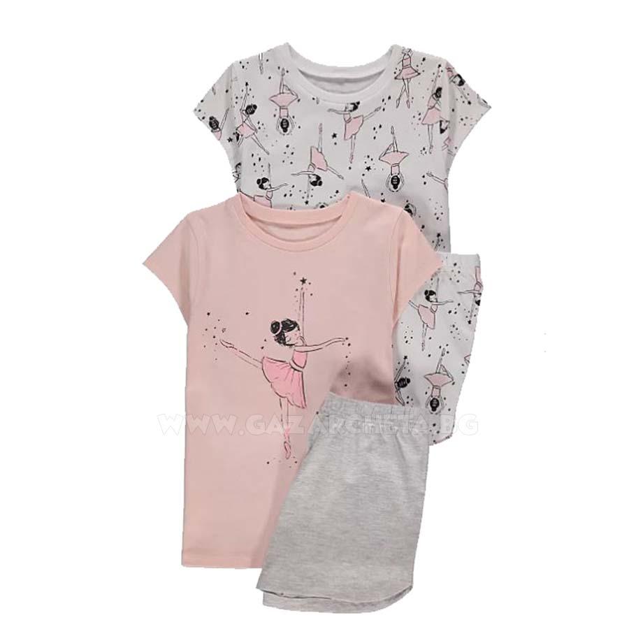 Детски пижами Балерина