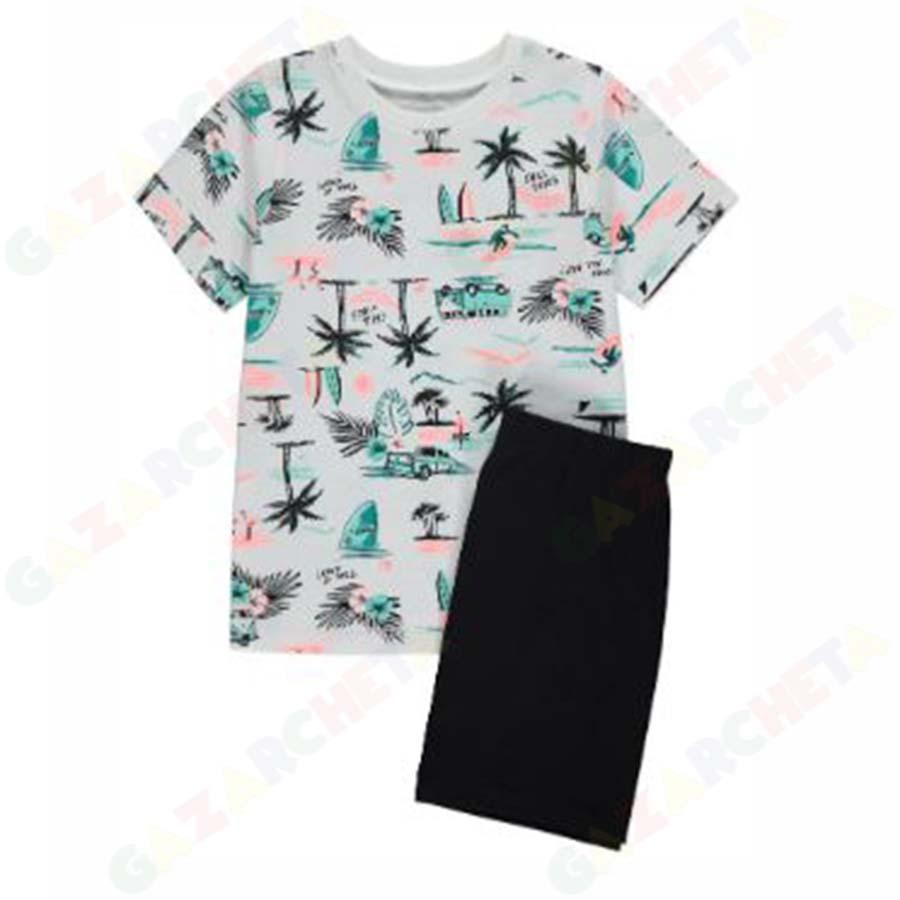 Детска пижама Tropical