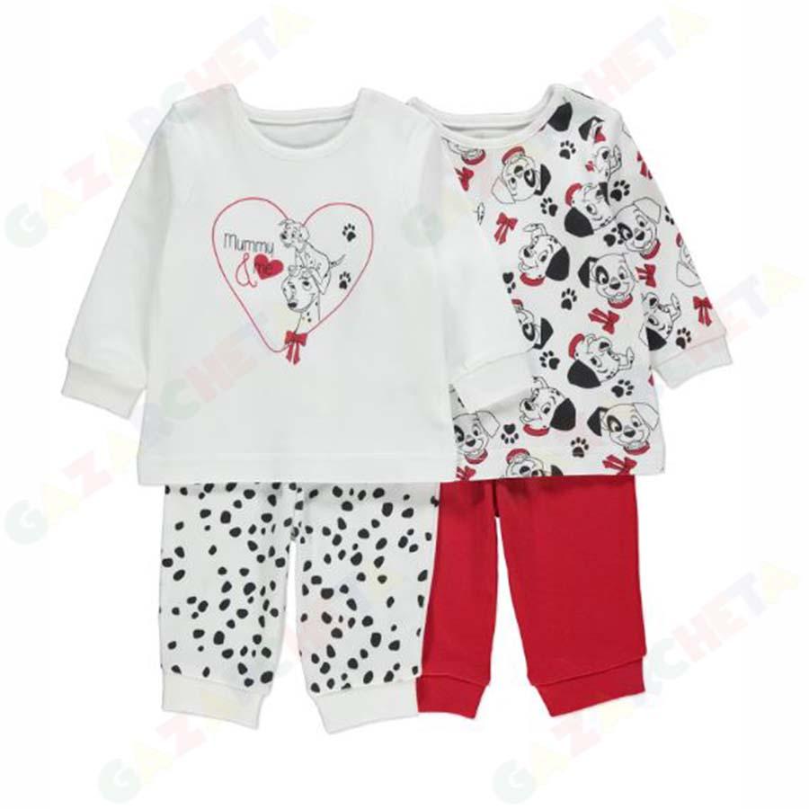 Детски пижами 101 Далматинци