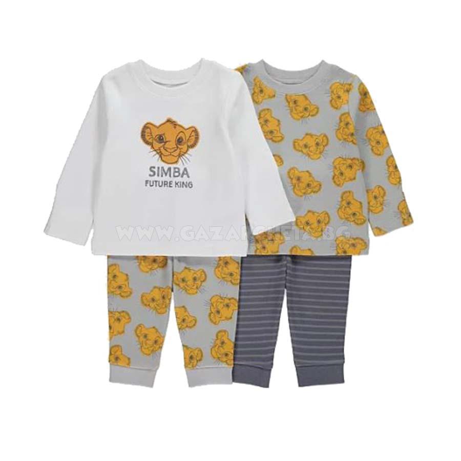 Детски пижами Simba