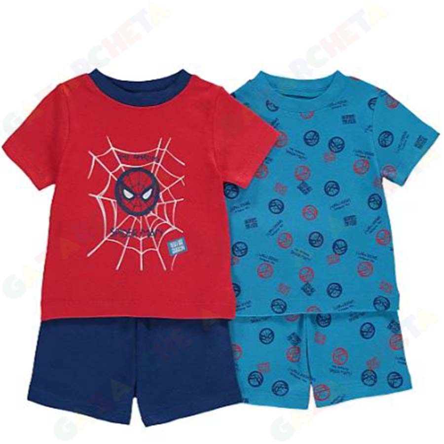 Детски пижами SpiderMan
