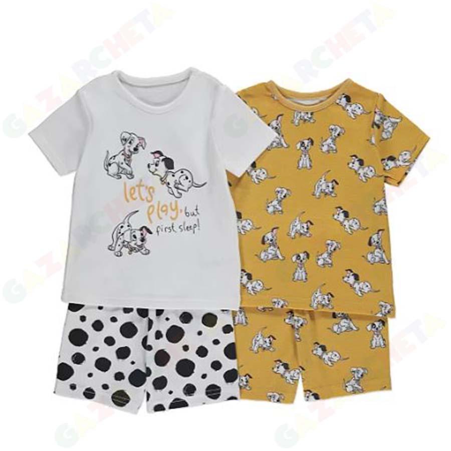 Детски пижами Далматинци