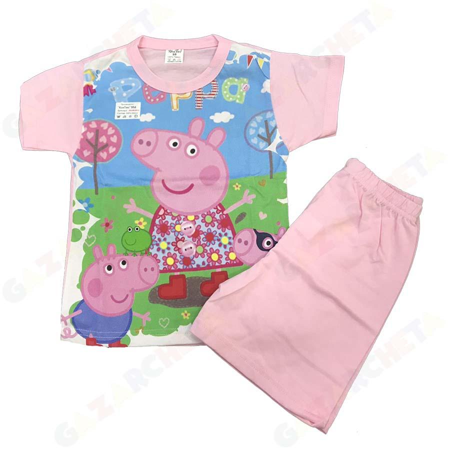 Детска пижама Пепа