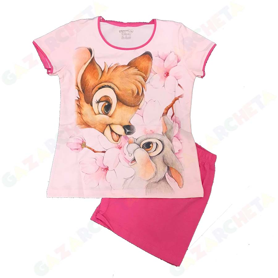 Детска пижама Бамби