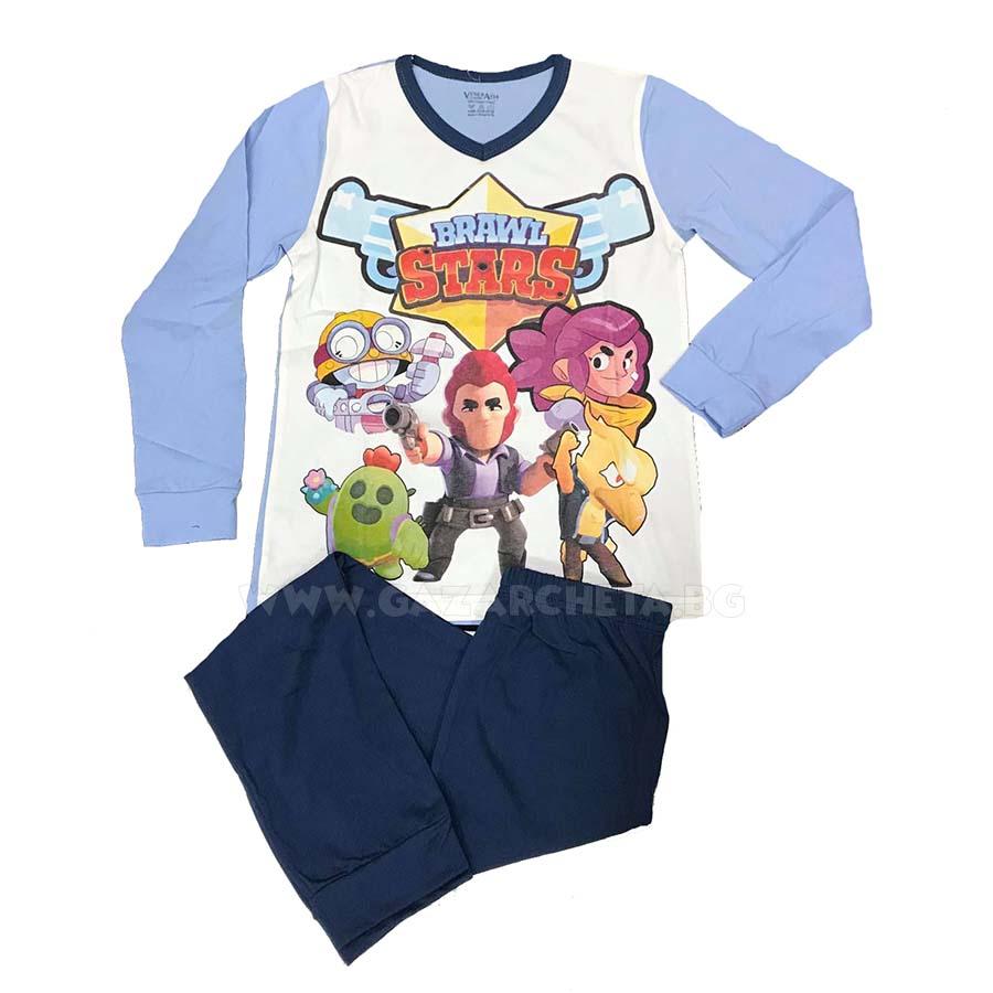 Детска пижама Brawl Stars