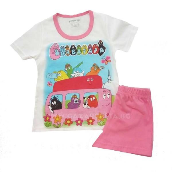 Детска пижама Барбарони