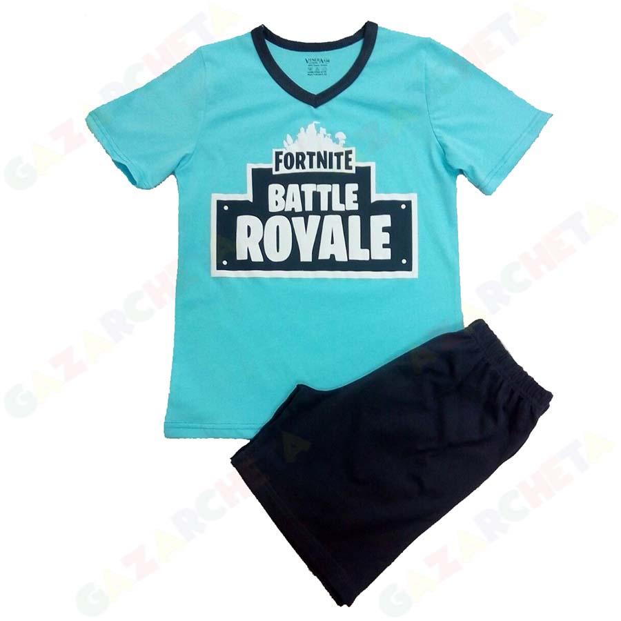 Детска пижама Fortnite Battle