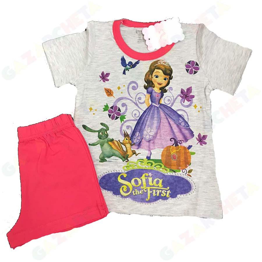 Детска пижама Принцеса София