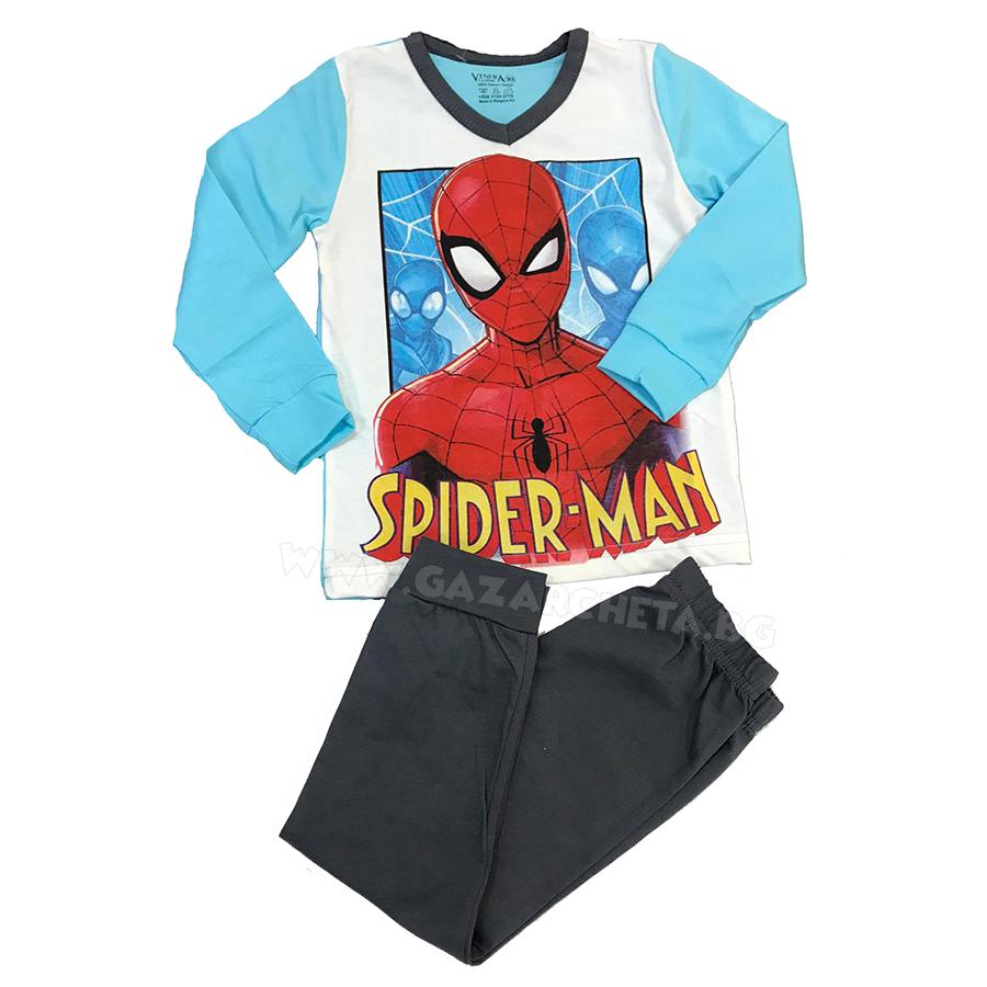 Детска пижама Spider Man