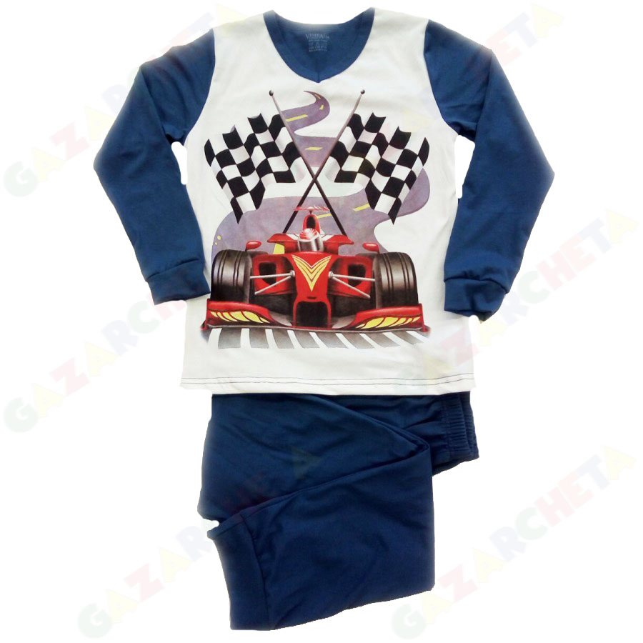 Детска пижама Формула